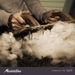 Cardatura della lana