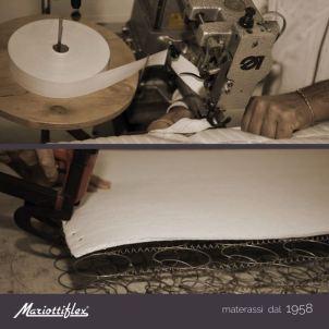 Bordatura materasso