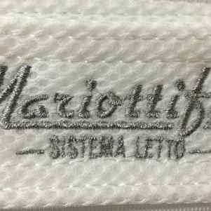 Maniglia ricamata mariottiflex
